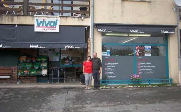 Commerce de proximité : une franchise Vival à Saint-Maurice-près-Pionsat