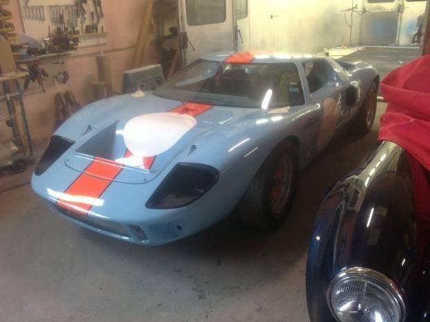 Une deuxième vie pour les  voitures anciennes chez Atypik Auto à Yzeure