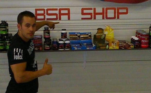 BSA Shop à Saint-Pourçain-sur-Sioule : une franchise animée par la passion du sport