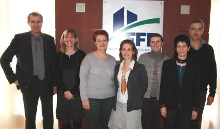 La Fédération Française du Bâtiment et des Travaux Publics de l'Allier veut accroître la visibilité de ses actions