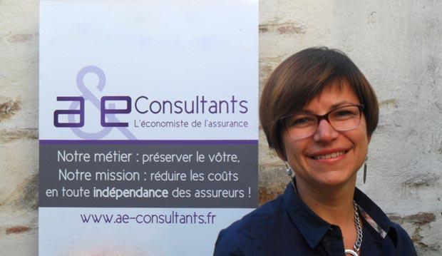 """Fabienne Mineau, A & E Consultants : """"Mon métier est de préserver le vôtre en réduisant vos coûts !"""""""