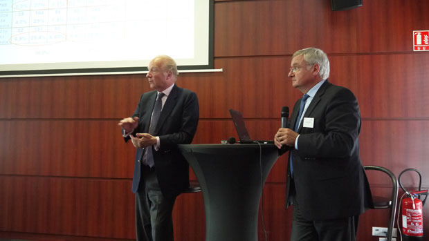 Les dirigeants de l'APM prennent le train de Bruxelles à Clermont Ferrand «L'Europe proche, utile et efficace pour les PME»