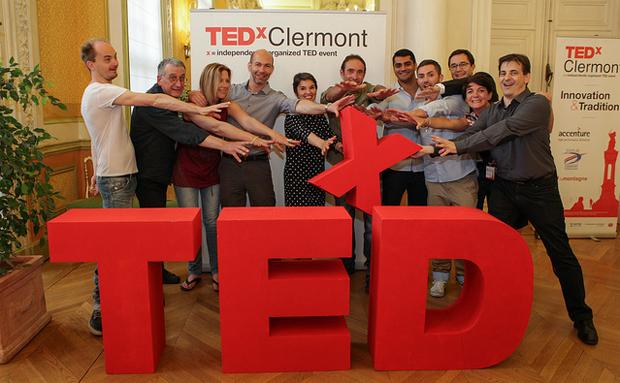 TEDxClermont: retour sur l'événement du 21 juin 2014