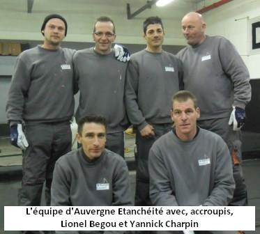 Auvergne Etanchéité, les spécialistes des toitures terrasse