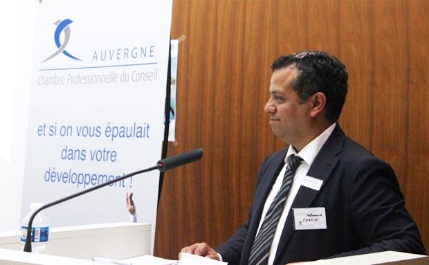 """Chambre Professionnelle du Conseil en Auvergne : """"Destination performance: entreprises et collectivités, même combat?"""""""