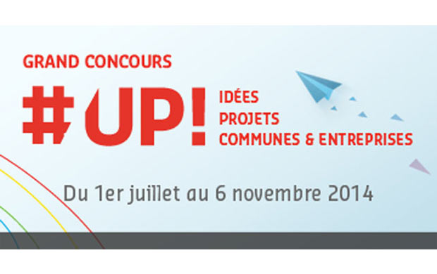 Auvergne Nouveau Monde lance #UP!, une vaste campagne de mobilisation citoyenne pour révéler toute la créativité de son territoire