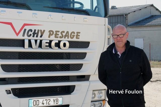 Vichy Pesage, l'expérience des instruments de pesage depuis 1977