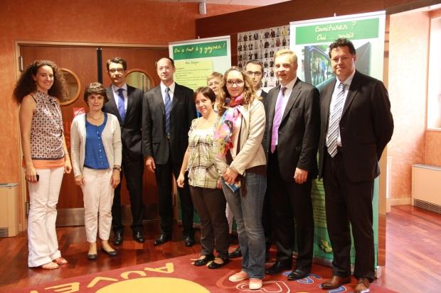 Semaine européenne de la Mobilité : La Caisse d'Epargne d'Auvergne et du Limousin enrichit son offre de transport écologique pour ses collaborateurs