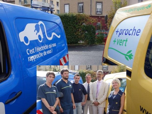 ERDF et La Poste, ensemble pour une mobilité durable