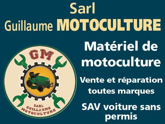 Guillaume Motoculture à Montluçon : « J'ai voulu évoluer en créant mon entreprise ! »