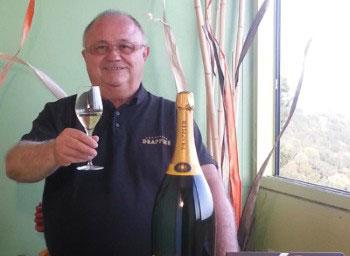 Jacques Faure : « Champagne Drappier, un joaillier de la viticulture ! »