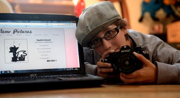 Avec Meow Pictures, Sophie Grand exerce son métier en toute liberté