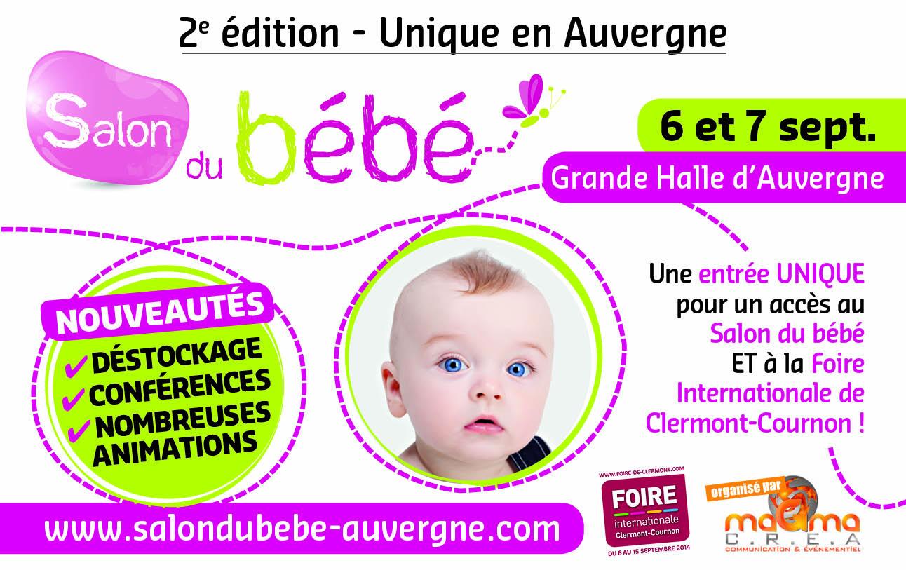Salon du bébé : Une deuxième édition pleine de nouveautés les 6 et 7 septembre !