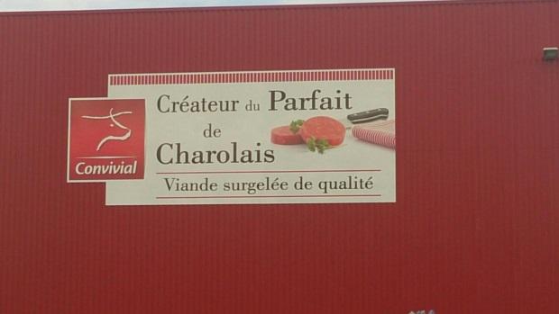 Convivial SA à Creuzier-le-Vieux : l'expertise de la découpe ultra fine… de la viande !