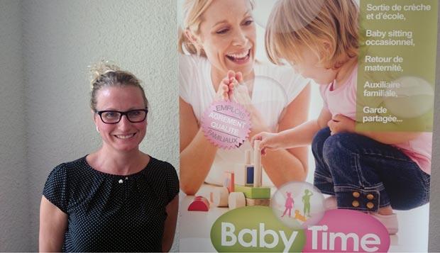 BabyTime : La garde de vos enfants sur-mesure