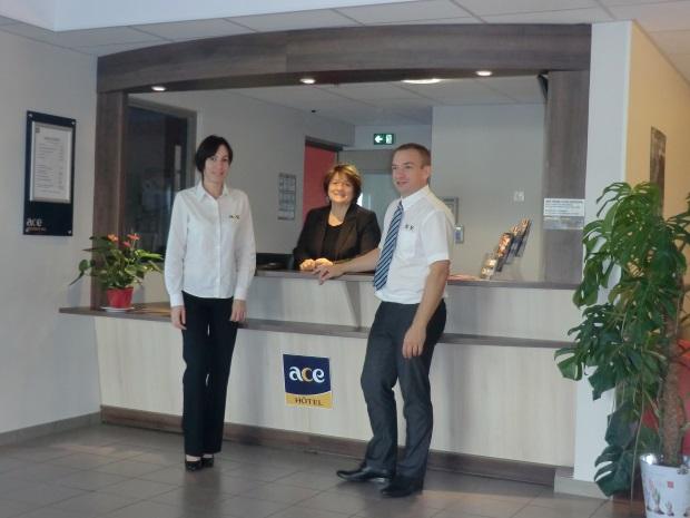 Ace hôtel Montluçon ou le succès d'un concept « discount haut de gamme »
