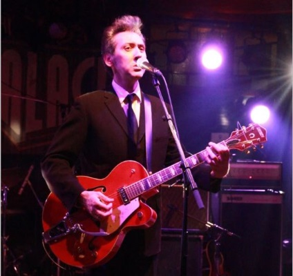 Dan-O-Sonic, un crooner « rock » clermontois !