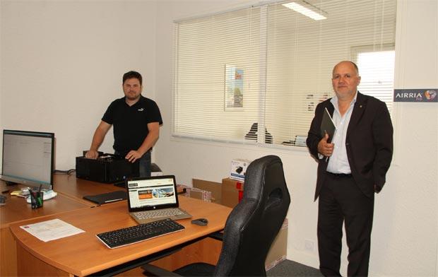 La société HMCP rejoint dès sa création le 1er réseau de franchise IT & Télécom et devient AIRRIA Clermont-Ferrand !