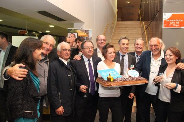 50 ans des DCF Clermont : Quel succès !