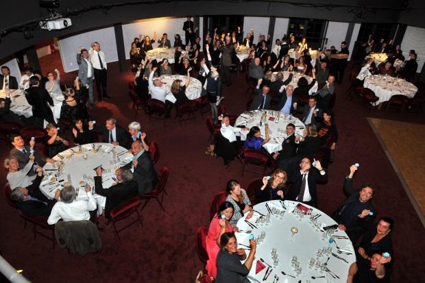 Le grand gala du Club de la presse Auvergne, le succès d'une première édition!