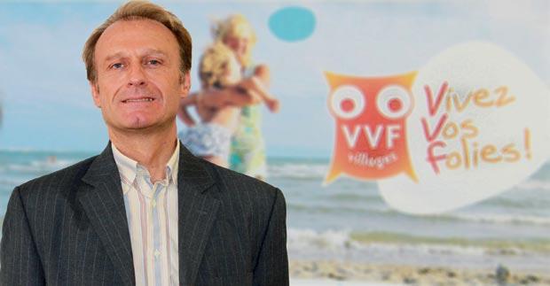 Bruno Mounier, VVF Villages : «J'ai la conviction que le produit VVF peut très bien répondre à des attentes de séminaires !»