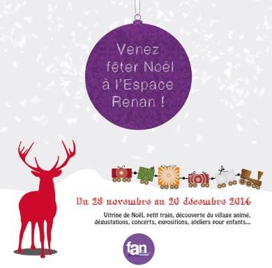 Fan Auvergne invite les Auvergnats à un « Noël blanc » du 28 novembre au 20 décembre 2014