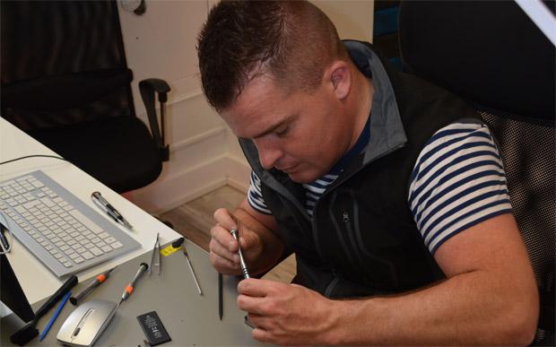Smartphone Repair à Clermont-Ferrand:  la franchise comme stratégie de développement