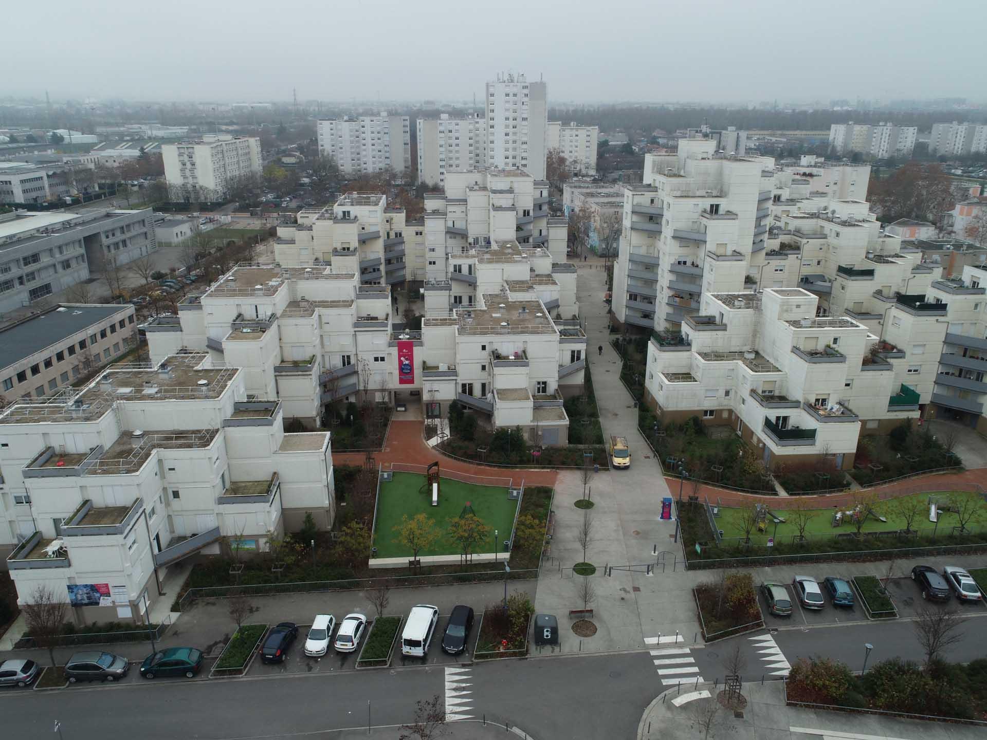 Des réhabilitations de logements par le bailleur social Dynacité