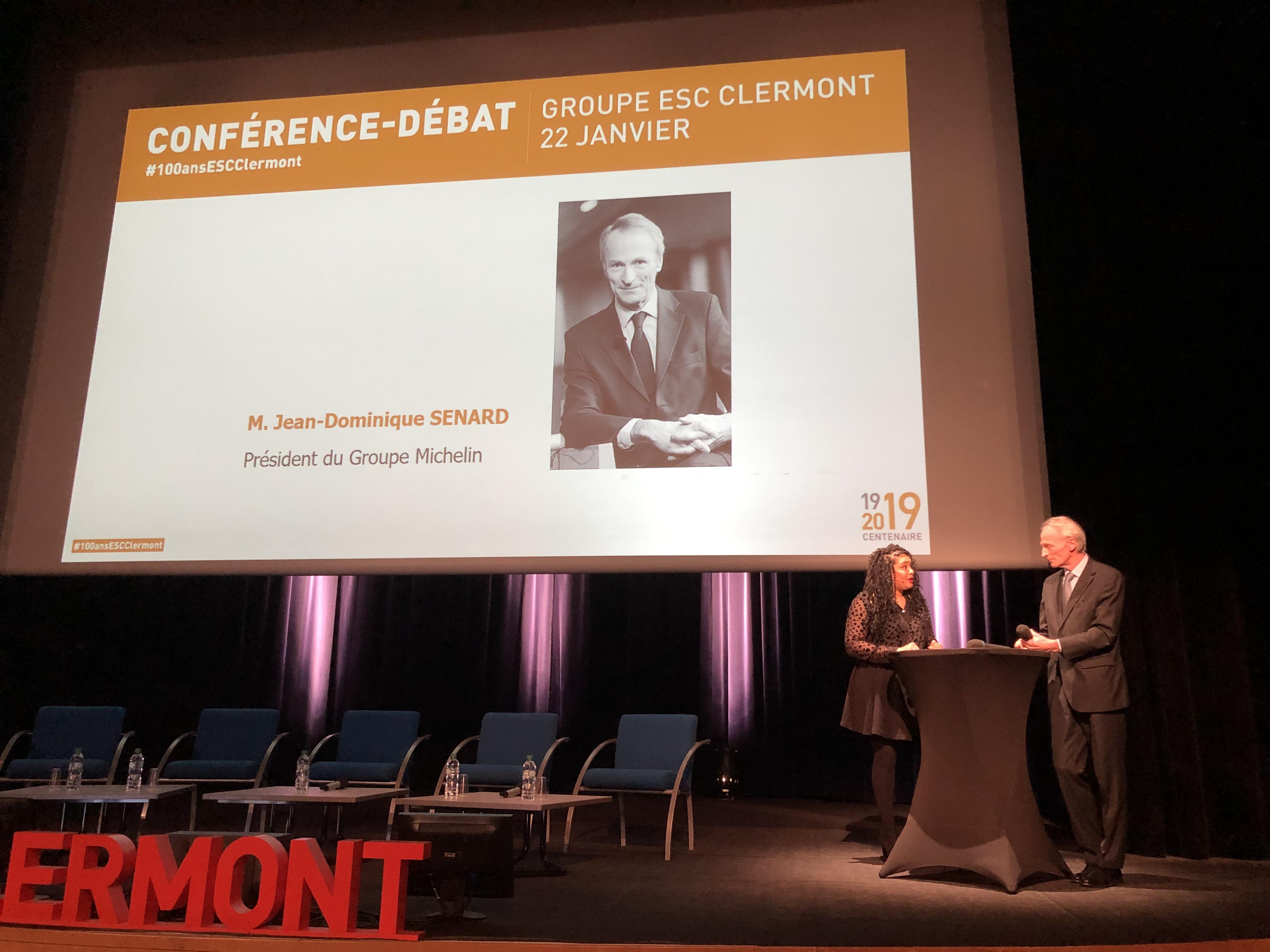 Jean-Dominique Sénard en passe de rejoindre Renault