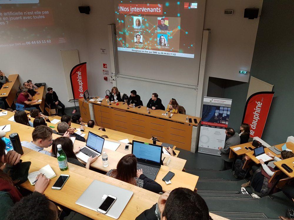 Les enjeux du digital débattus à Digit'Alps