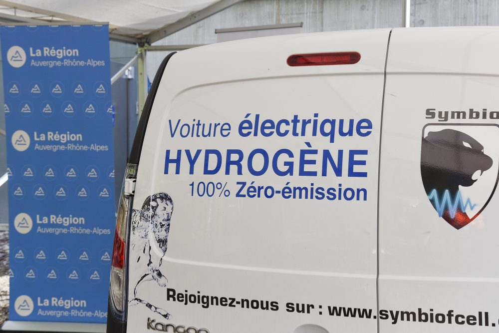 Mobilité hydrogène en Auvergne-Rhône-Alpes