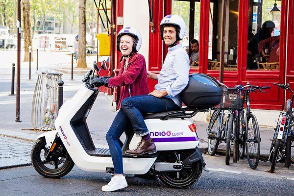 Les scooters en libre service débarquent à Lyon