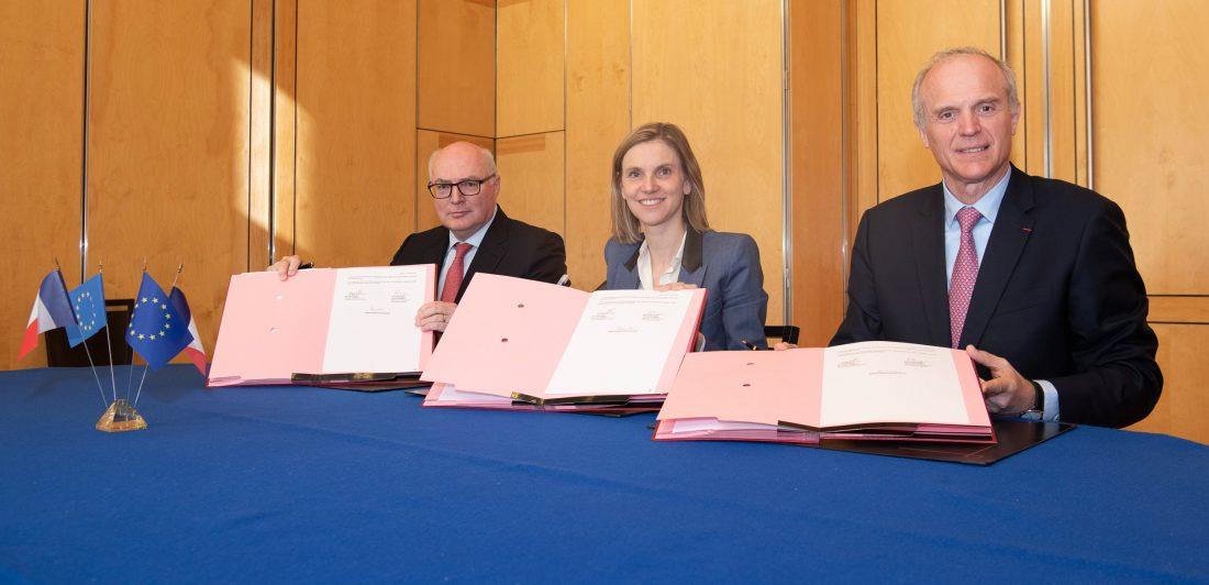 Michelin et Faurecia, une alliance pour créer un futur leader de la mobilité hydrogène