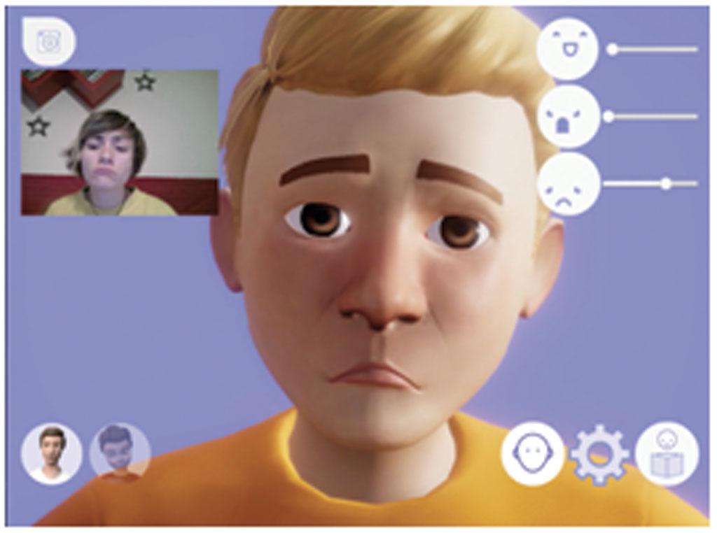 Autisme : une application pour décoder les émotions