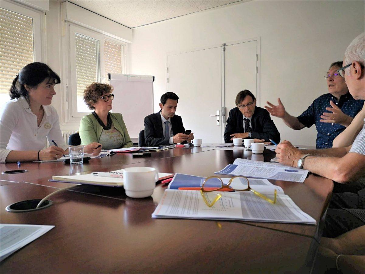 Le CHU prépare un aménagement innovant de ses services