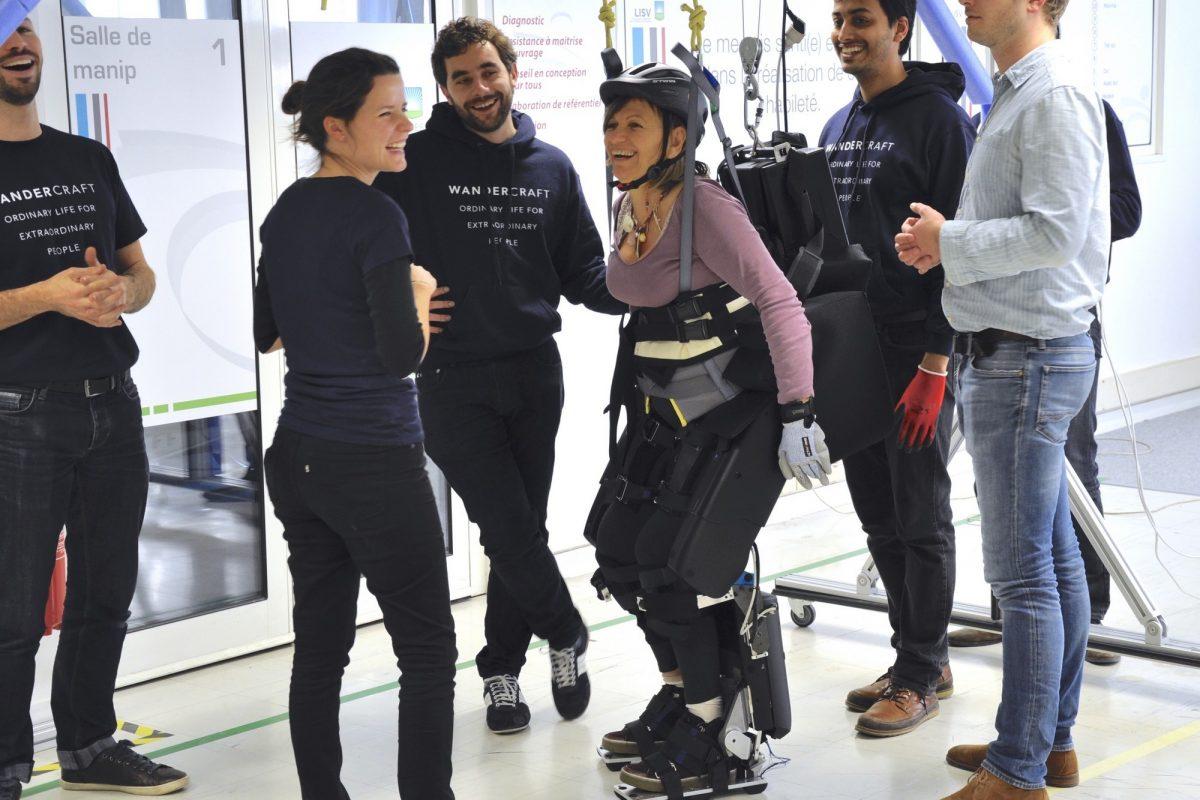 L'exosquelette, ou l'avancée incroyable vers une marche quasi-humaine