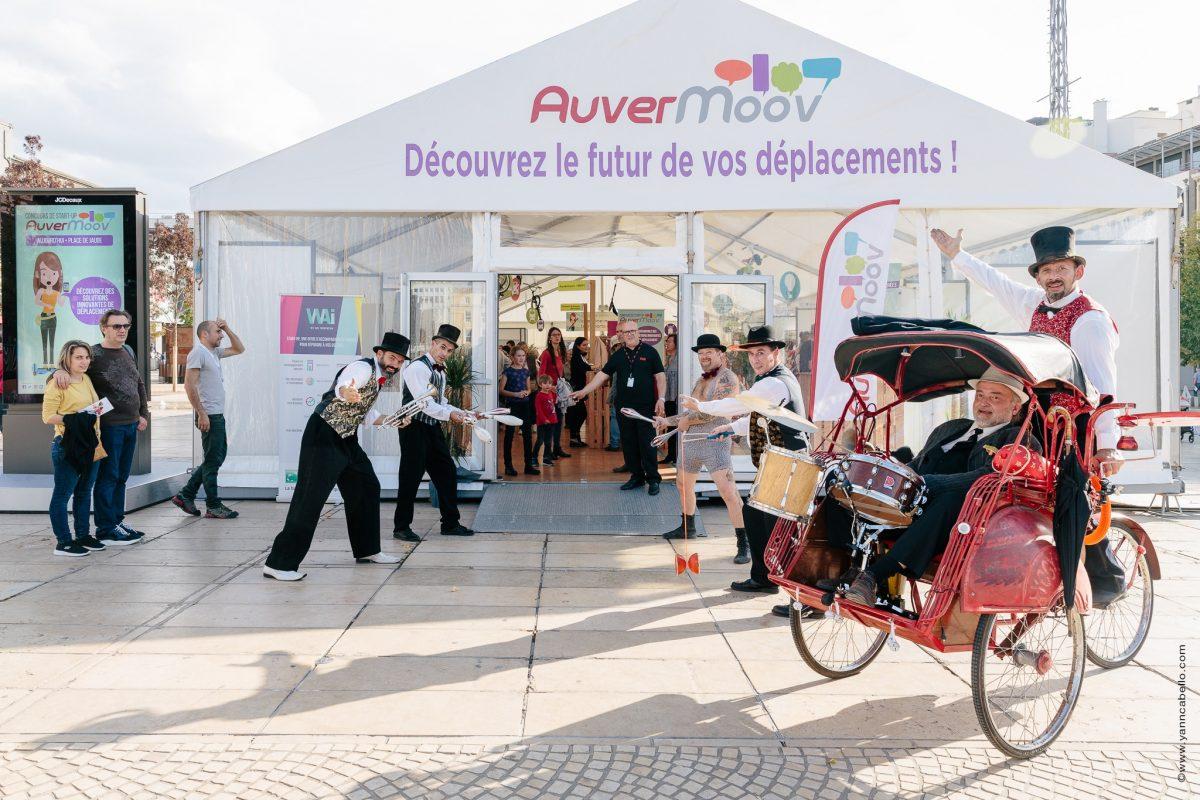 Auvermoov, pour une mobilité innovante