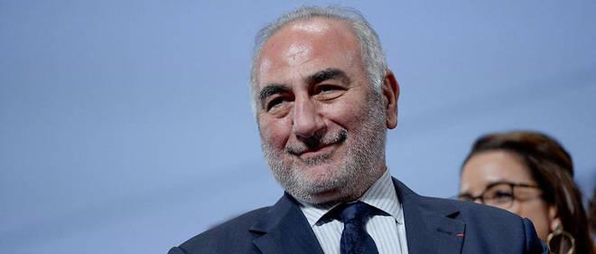 Portrait de candidat aux élections municipales de Lyon :  Georges Képénékian