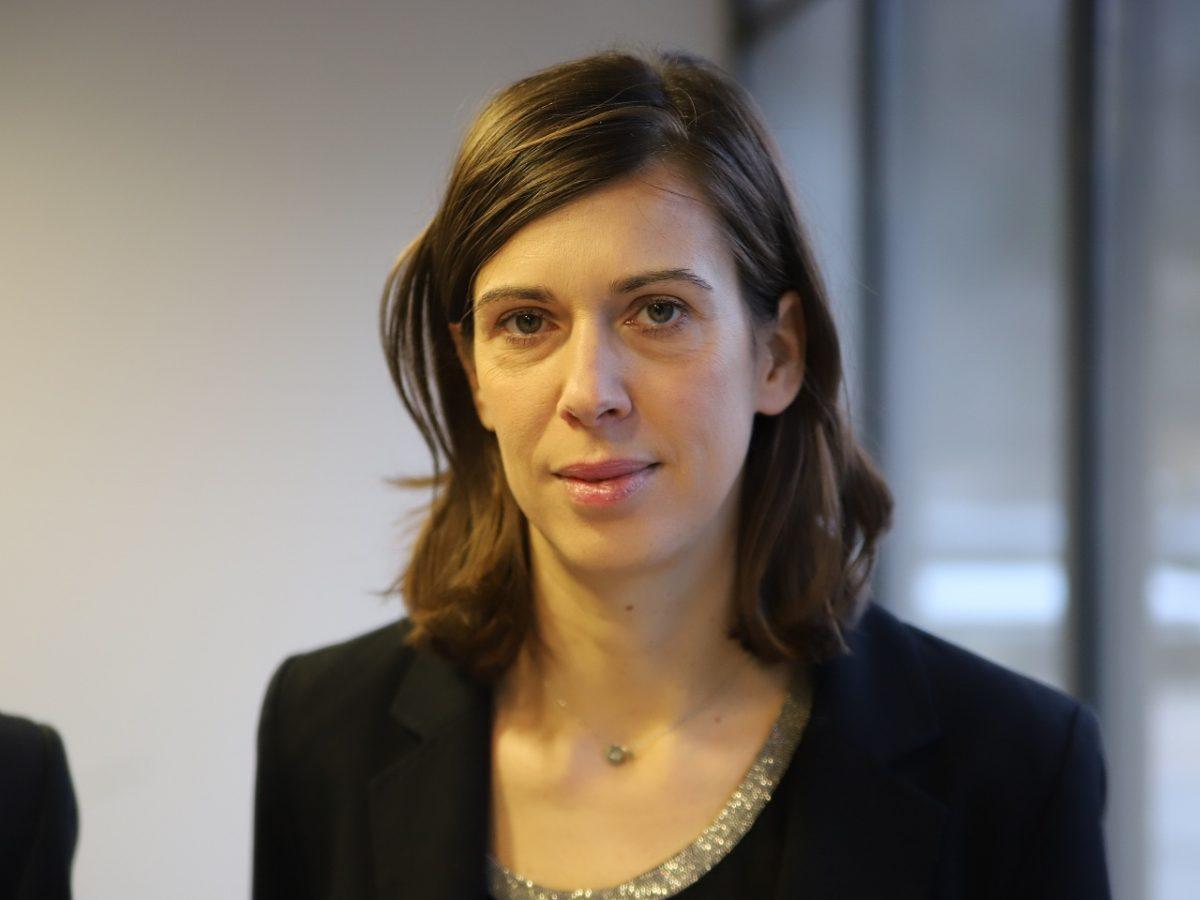 Portrait de candidat aux élections municipales de Lyon :  Sandrine Runel