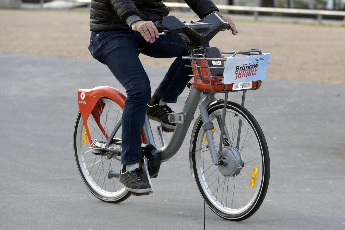 Les Vélo'V passent à l'électrique