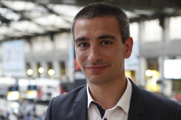 Portrait de candidat aux élections municipales de Lyon : Yann Cucherat