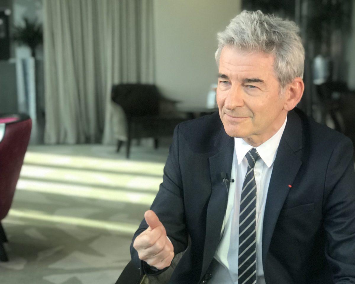 Jean-Pierre Brenas présente sa vision de l'économie et des entreprises