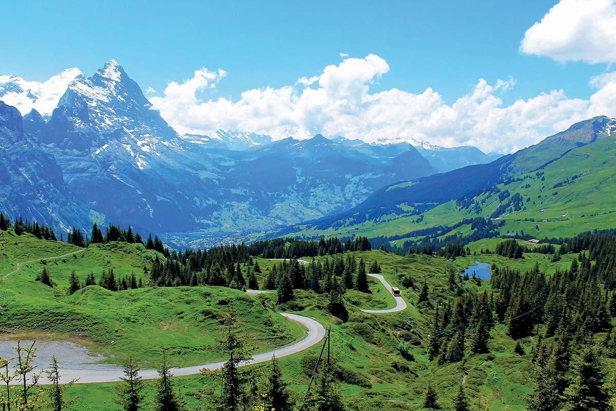 Mieux prendre en compte la Région alpine