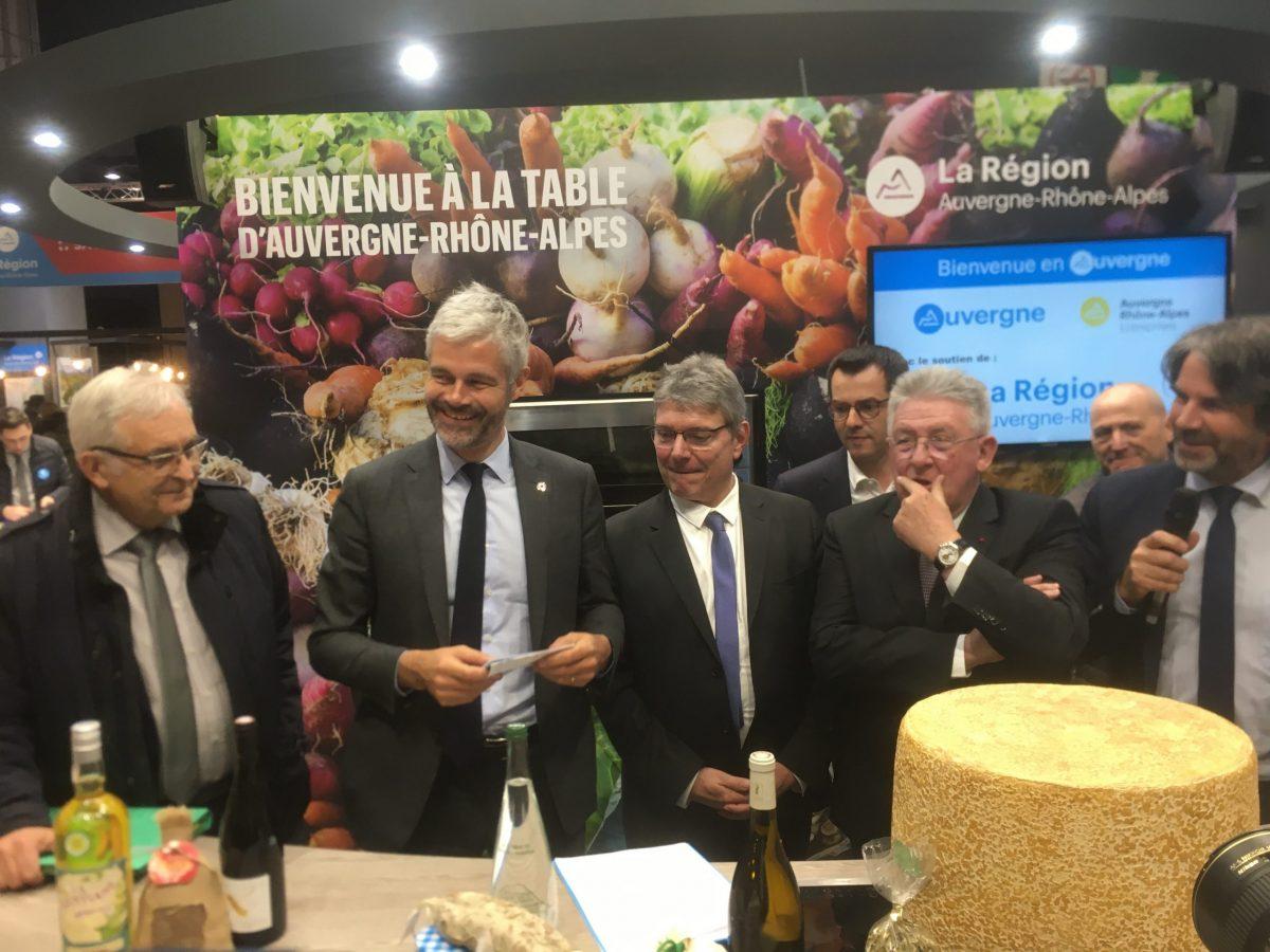 """L'Auvergne joue """"collectif"""""""