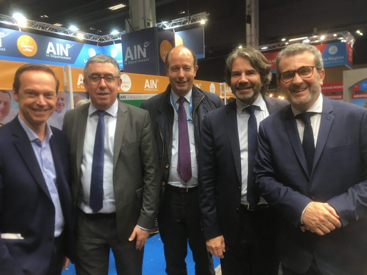 Les Auvergnats répondent à l'invitation de Marque Auvergne