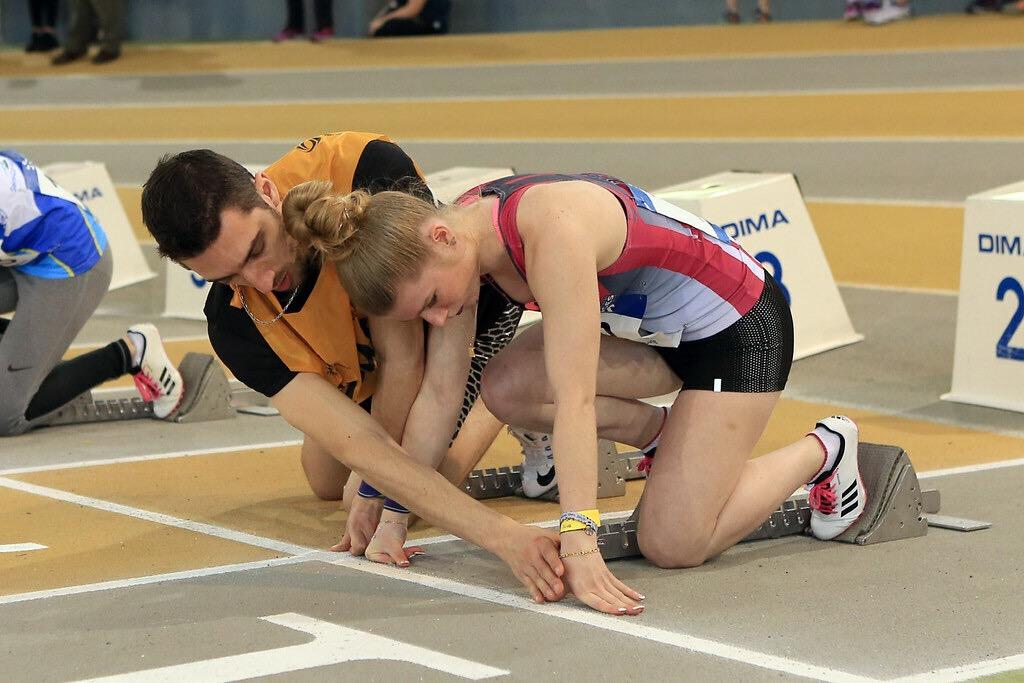 Les championnats de France d'Athlétisme Handisport en salle révèlent leurs champions