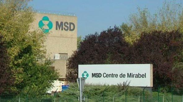 Le Groupe Fareva envisage la reprise de l'entreprise MSD à Riom