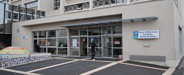 Confinement: la fermeture de la CAF du Puy-de-Dôme