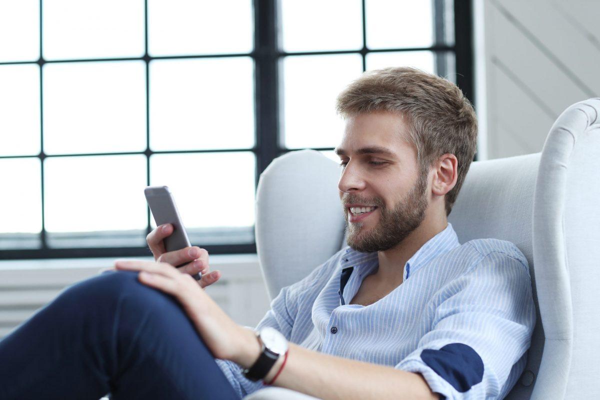 Confinement  | Les français accros à leur smartphone