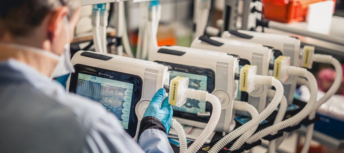Coronavirus : Valeose mobilise aux côtés d'autres industriels pour produire 10 000 respirateurs